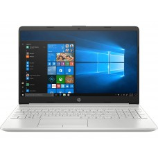 """HP 15 Thin & Light 15.6""""(39.62cms) FHD Laptop (11th Gen Intel Core i5-1135G7, 8GB DDR4, 1TB HDD, Windows 10 Home, MS Office, Integrated Graphics, FPR, Natural Silver, 1.76 Kg), 15s-du3032TU"""