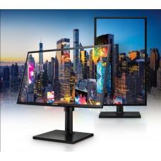 "Samsung 24"" FULL HD / IPS Monitor ( LF24T400FHWXXL )"
