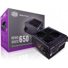 Cooler Master MWE 650 White 650W 230V