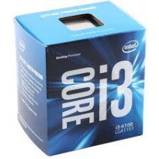 Processor Core i3 6th Generation intel