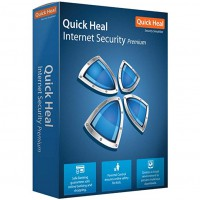 Antivirus Quick Heal Internet Security 1 User 1 Year