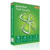 Antivirus Quick Heal Total Security 3 user 3 year
