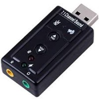 USB To Sound Card 7.1 Channel