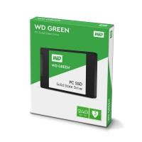 SSD Hdd 240gb Green WD
