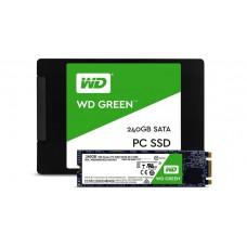 M.2 Sata Hdd 240gb Green WD