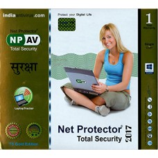Net Protector Total Security 1 User 1year