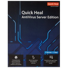 Quick Heal Server Edition 1 User 1 year