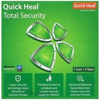 Antivirus Quick Heal Total Security 1 user 3 year