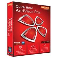 Antivirus Quick Heal Pro 3 User 1 Year