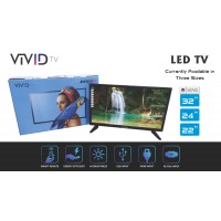 "Led Tv 32"" Zebion"