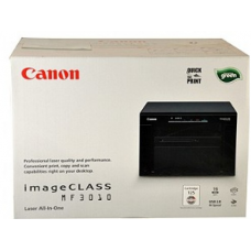 Printer Laser Jet Canon 3010 All in one