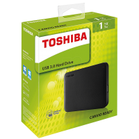 External Hard disk 1tb Toshiba