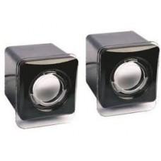 Zebion 2.0 USB Speakers Muze Twin
