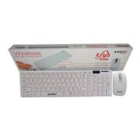 Zebion WIRELESS COMBO SLIMFIT G1600-Wireless Keyboard & Mouse