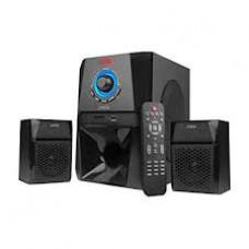 Artis MS204 2.1 Ch Wireless Multimedia Speaker System with Fm/sd/aux/USB Bluetooth Home Audio Speaker